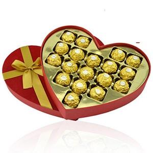 18 Ferrero Rocher