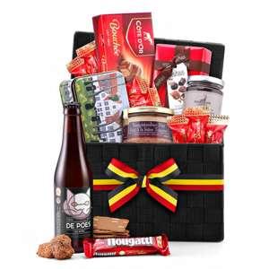 Belgian Gourmet With Belgian Beer
