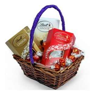 Chocolate Delicious Gift Basket