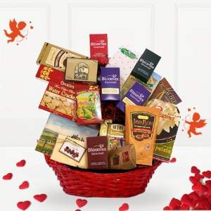 Endless Love Ideal Gift Basket