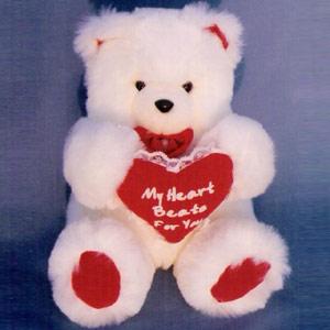 I Love You Heart Bear