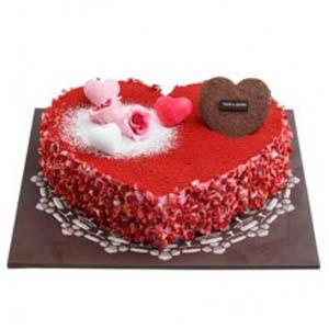 Kiss Strawberry Heart By Tous Les Jours