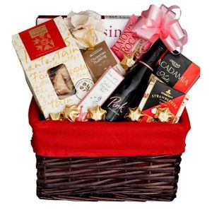 Mrs Clause Christmas Hamper