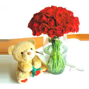 Red Hot Love Cuddle