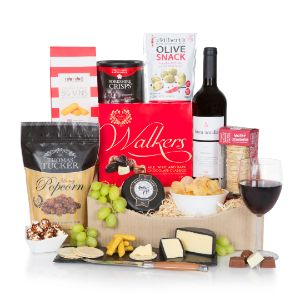The Gourmet Cheese Wine Selection